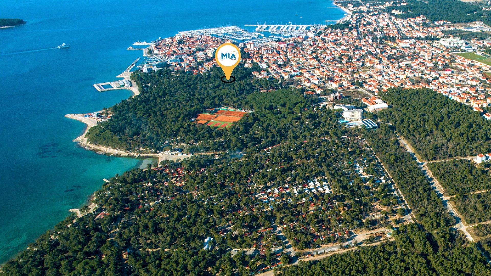 Location of camp Mia